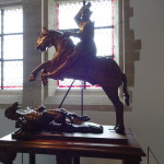 A horse model created in the 1500s. Amazing!