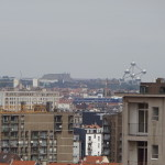 The Atomium in the far distance
